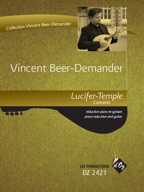 Lucifer-Temple, concerto (réduction de piano)