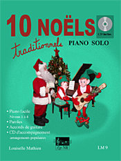 10 Noëls traditionnels