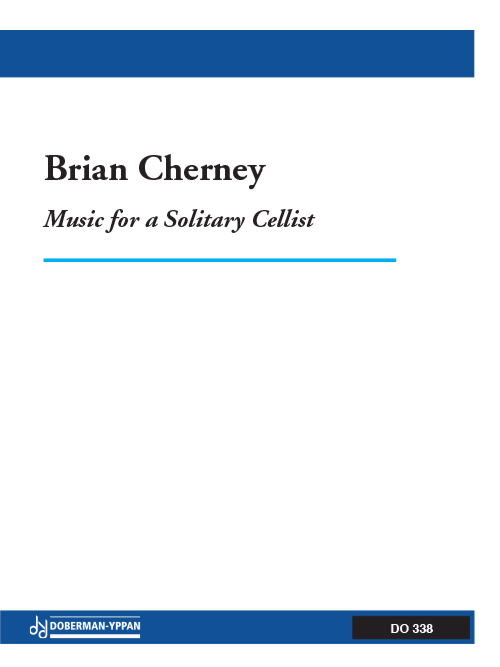 Music for a Solitary Cellist