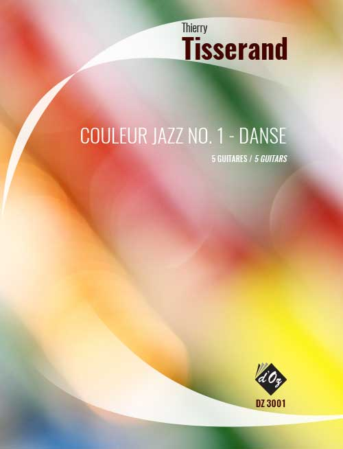 Couleur jazz no. 1 - Danse