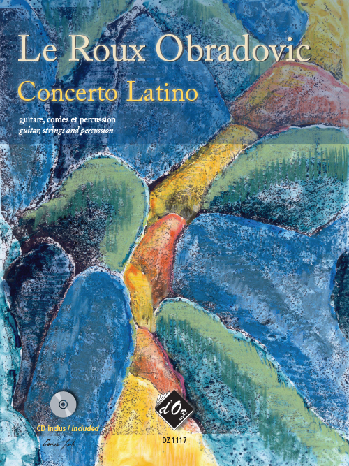 Concerto Latino (CD incl.)