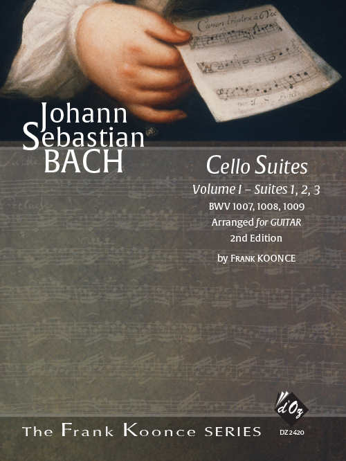 Cello Suites, Vol. 1, 2e édition, BWV 1007, 1008, 1009