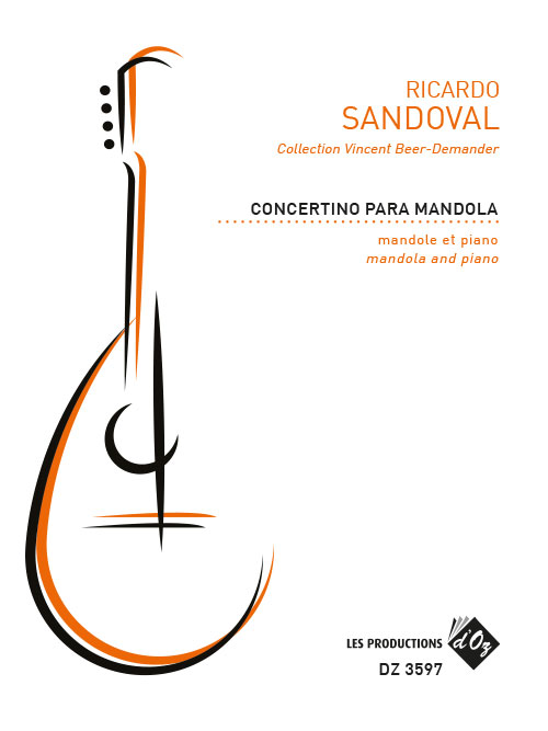 Concertino para mandola (réduction)