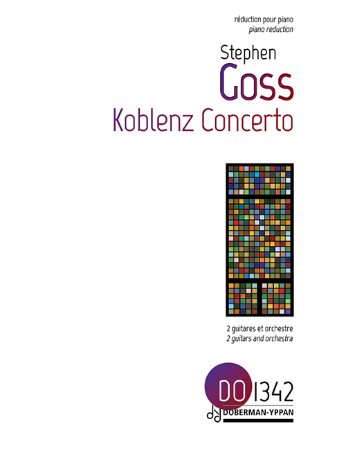 Koblenz Concerto (réduction de piano)