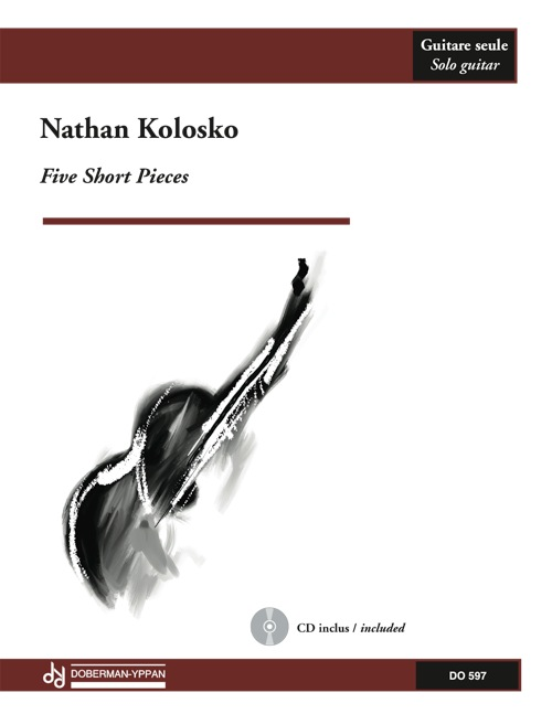 Five Short Pieces (CD incl.)