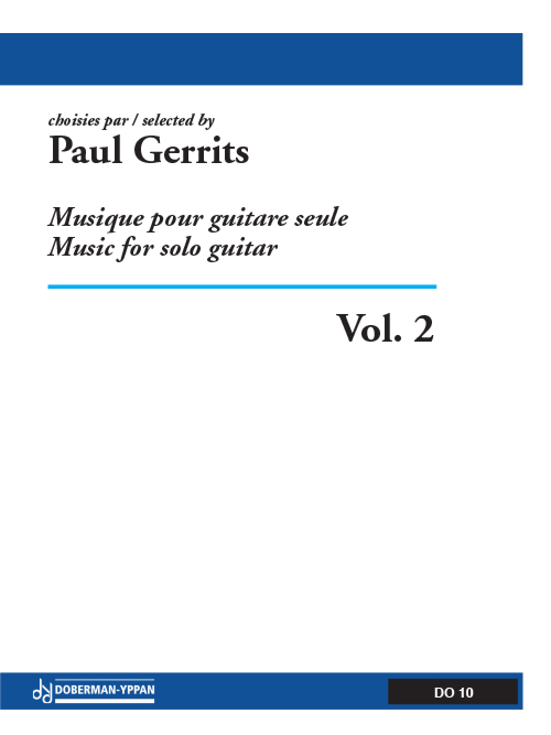 Music for solo guitar, Vol. 2